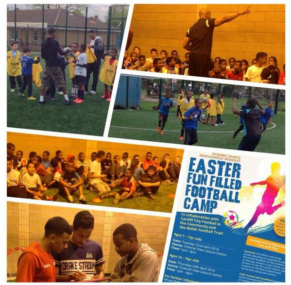 Easter BME Football Festival