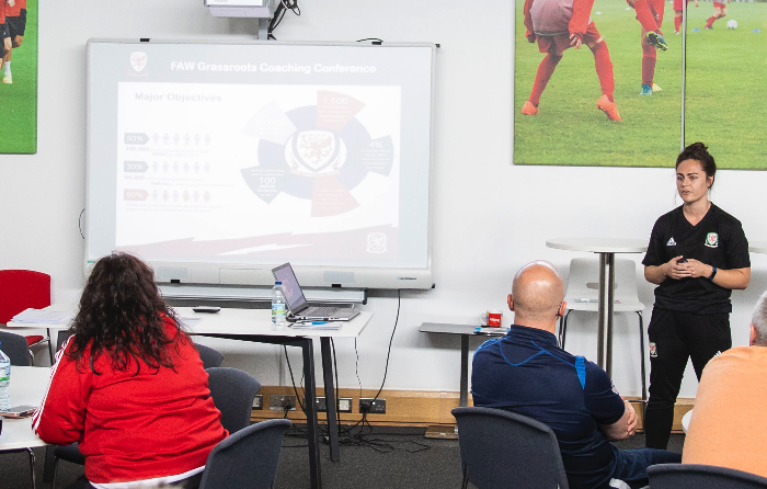 Our FAW Safeguarding Award can now be completed online