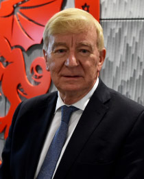 Peter Lee OBE