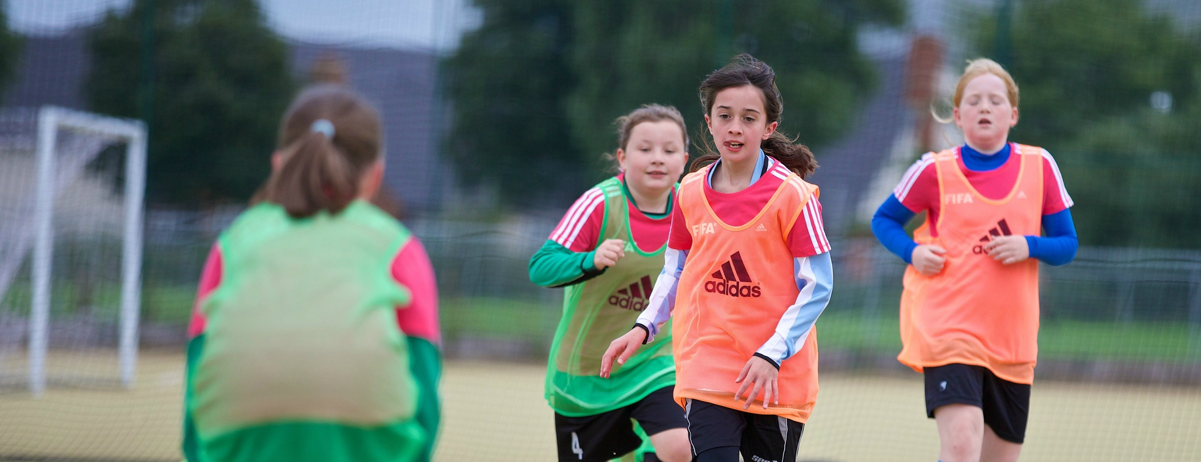 Girls summer football camp - Sign up now for days of holiday fun