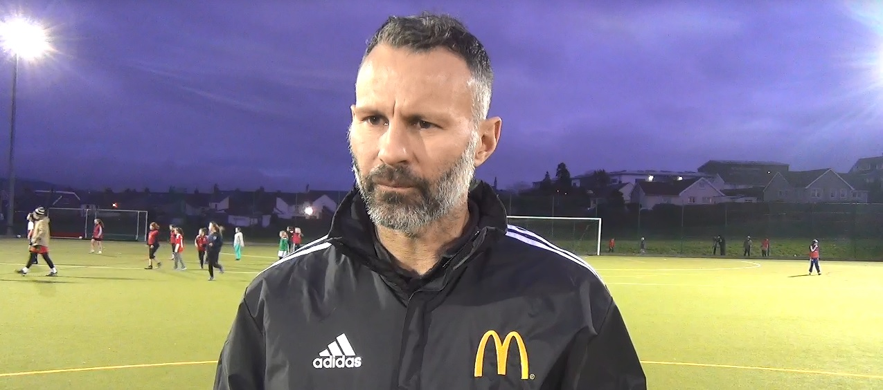 Ryan Giggs insists community football coaches MUST be recognised