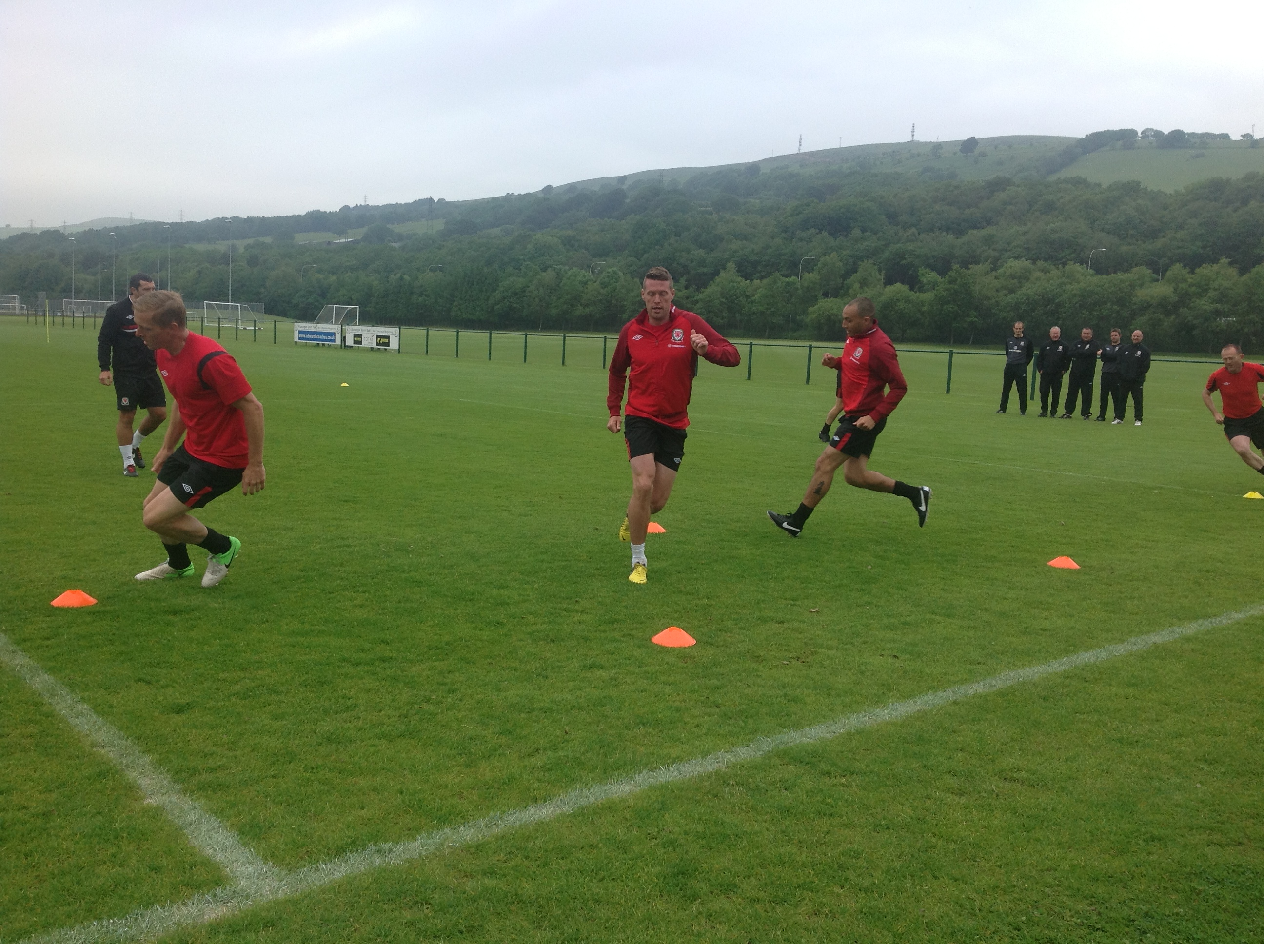 2013/14 FAW/UEFA Advance Licence Course
