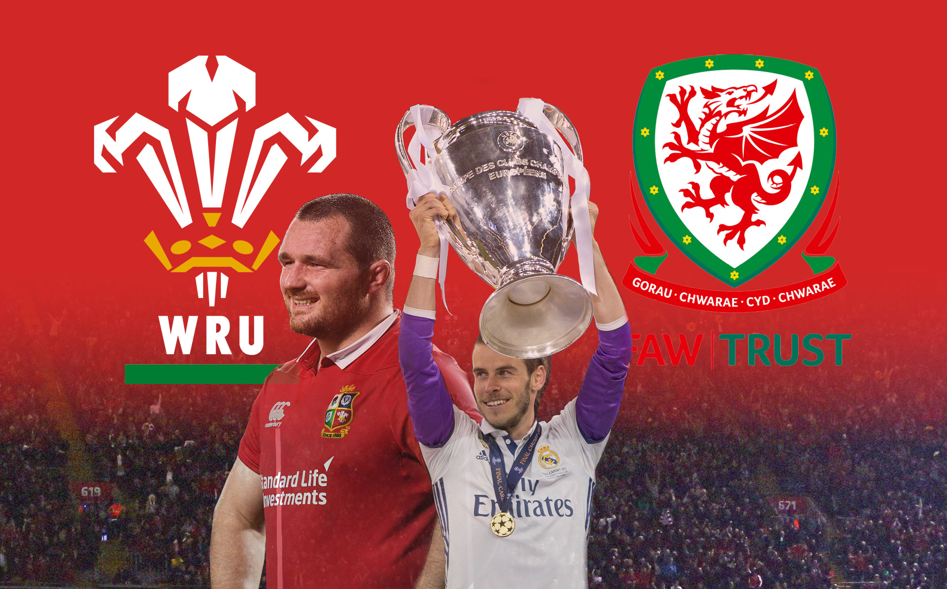 FAW Trust and WRU  join forces to inspire more kids to play sport