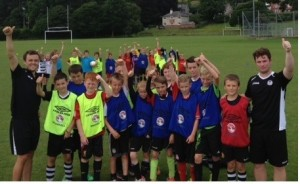 Bala Town FC Vauxhall Summer Camp Success