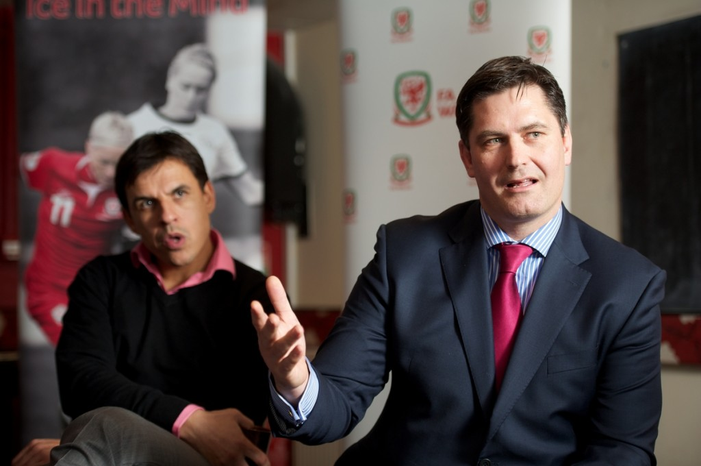 Chris Coleman to launch Project FUTSAL Hub in Prestatyn