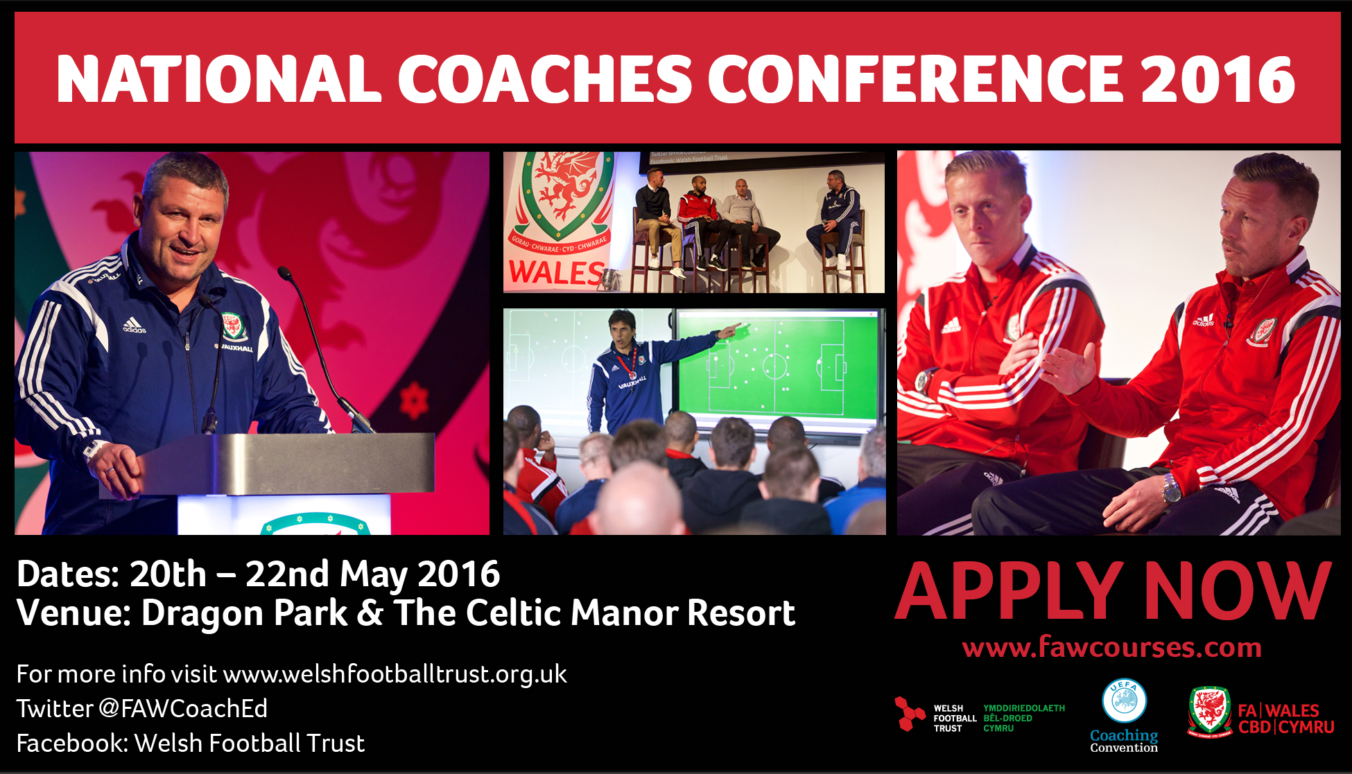 NATIONAL COACHING CONFERENCE 2016
