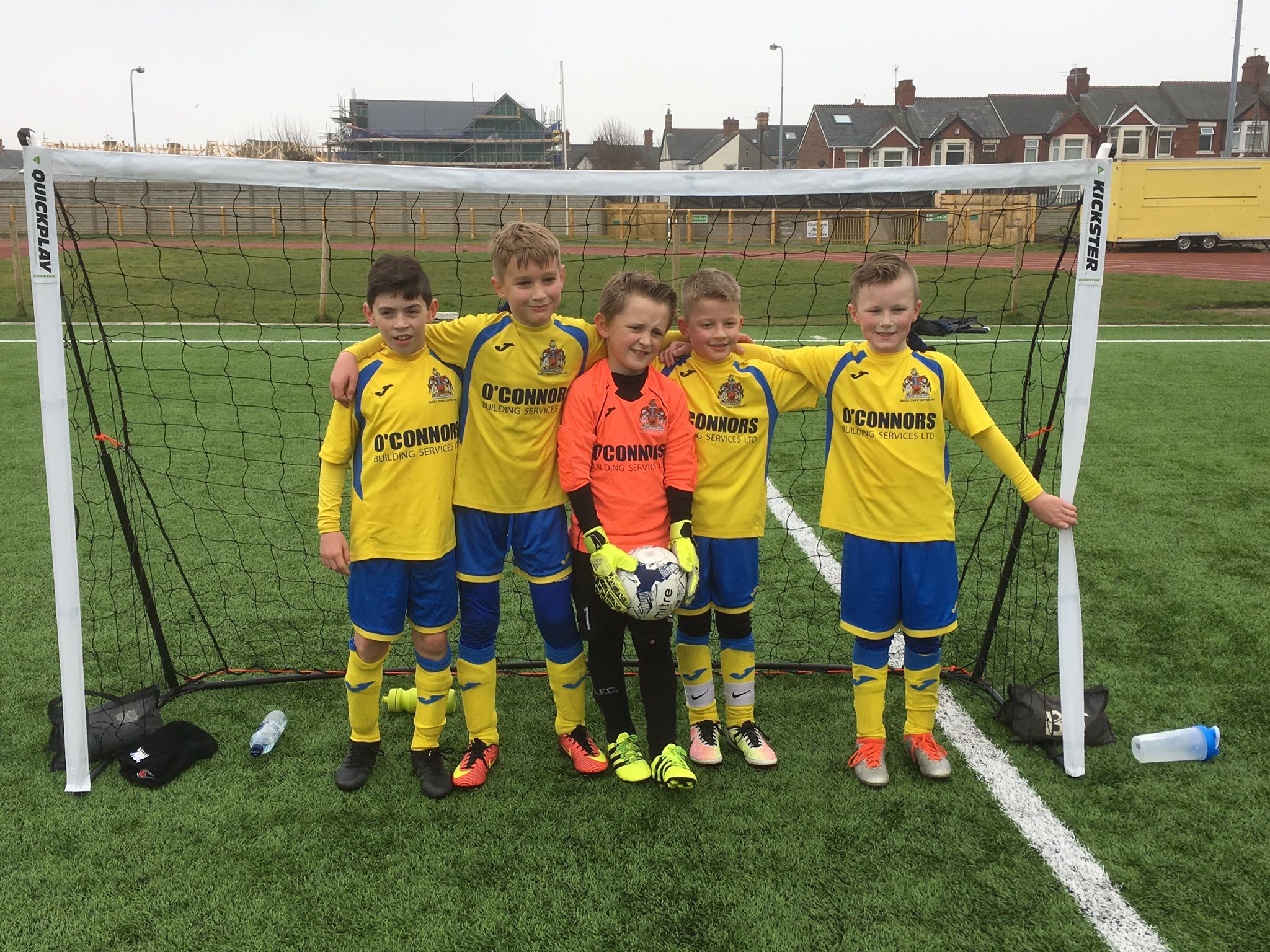 How Barry Town United built a community club with their 3G pitch