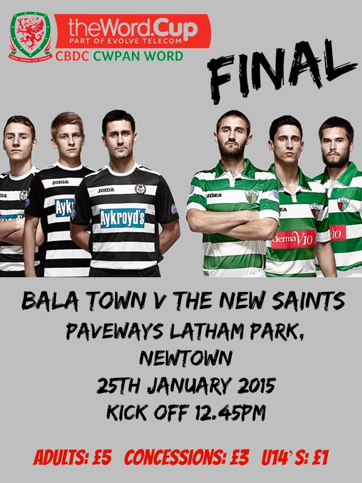 This Sunday - theWord.Cup Final