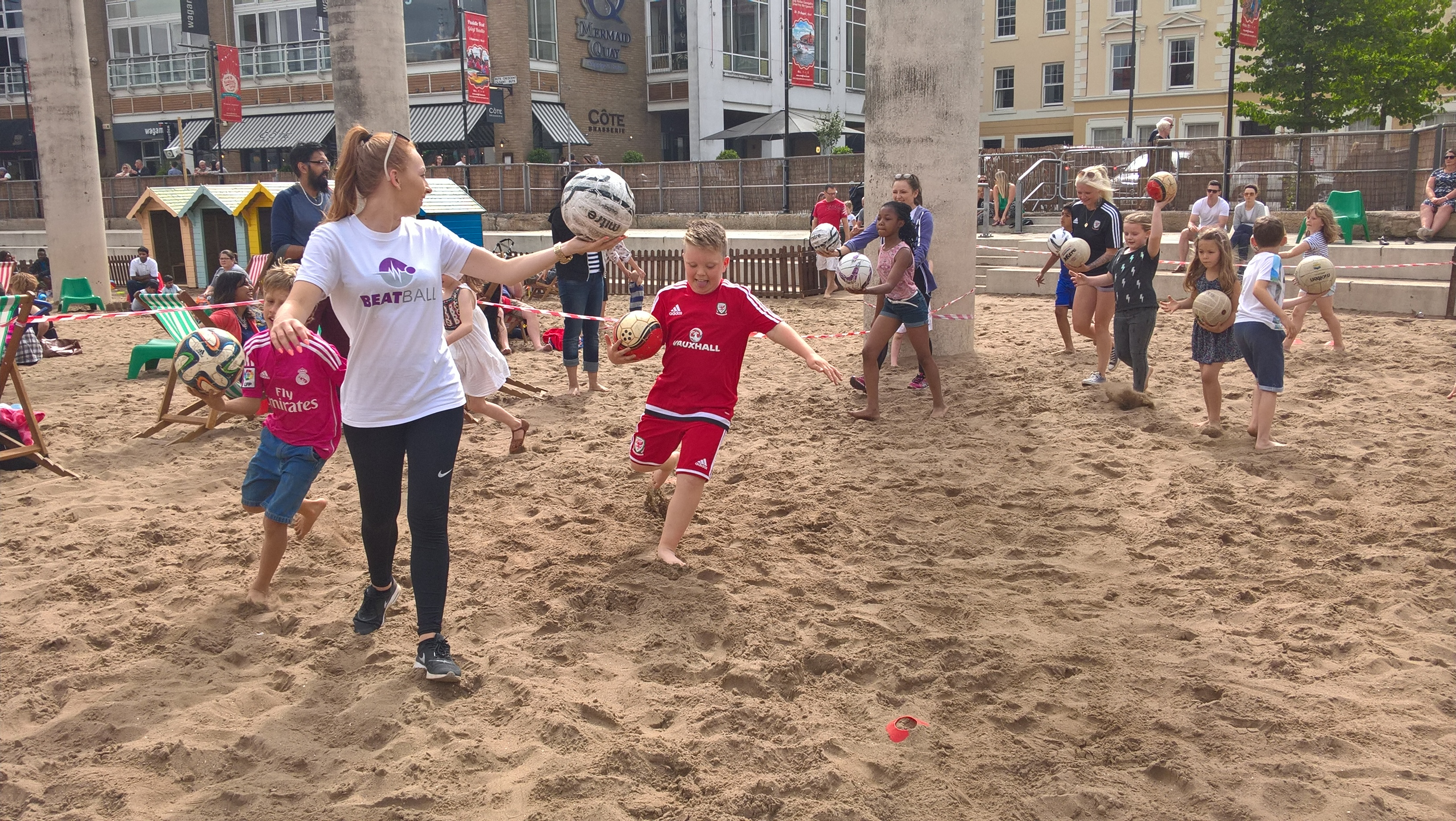 5 exciting reasons why you should join us for Beach Beatball this weekend