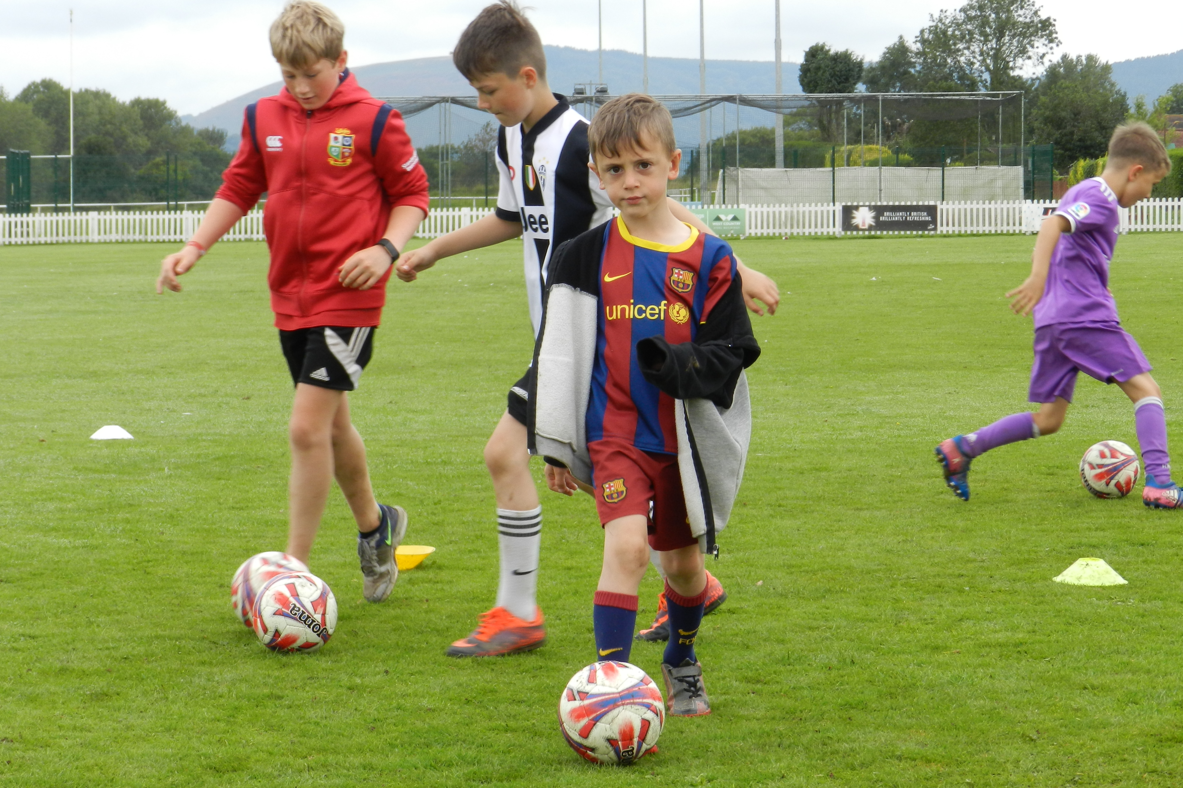 How Sports Xtra used fun football to keep kids engaged this summer