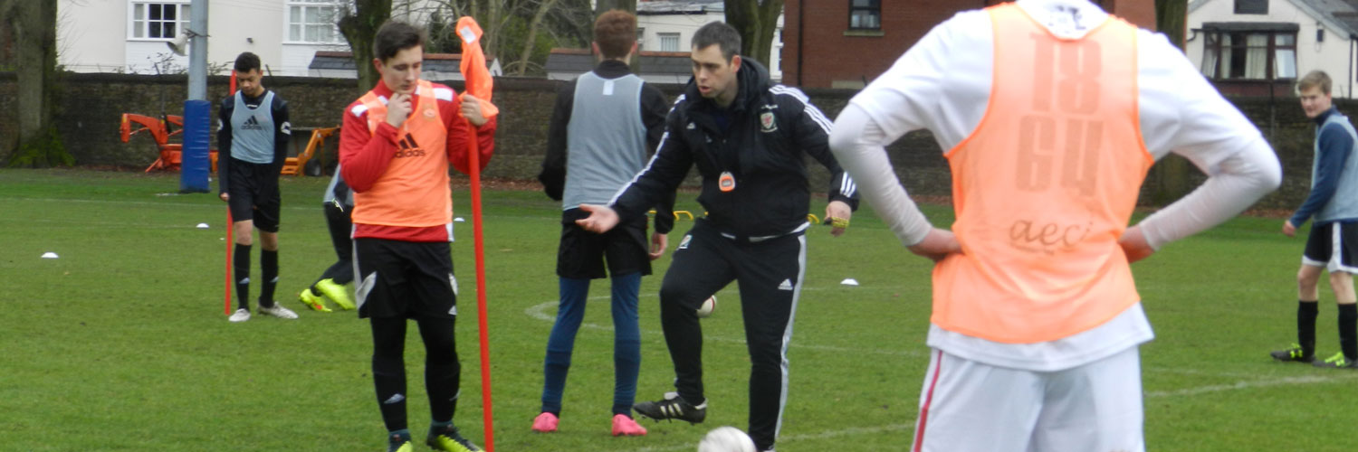 25 players attend trial for Wales U19 Learning Disability Squad