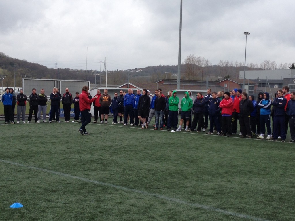 South Wales – Grassroots Coaching Conference 2013