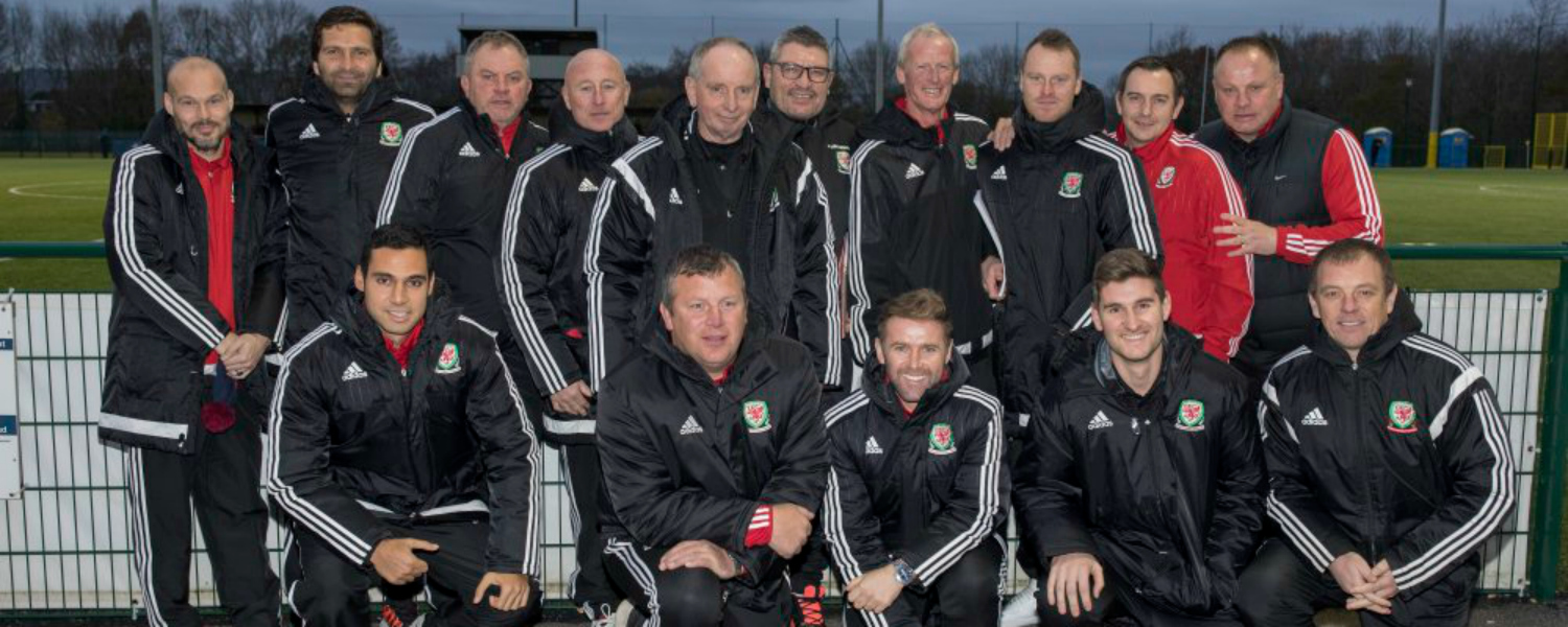UEFA Pro Licence coaches analyse Welsh Premier League game for first time