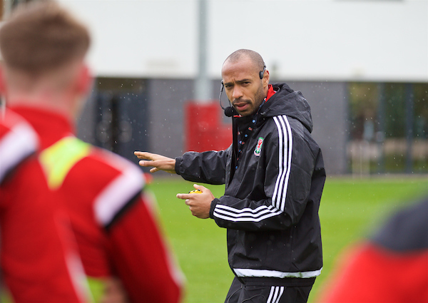 Former Manchester City captain heaps praise on FAW National Coaches Conference