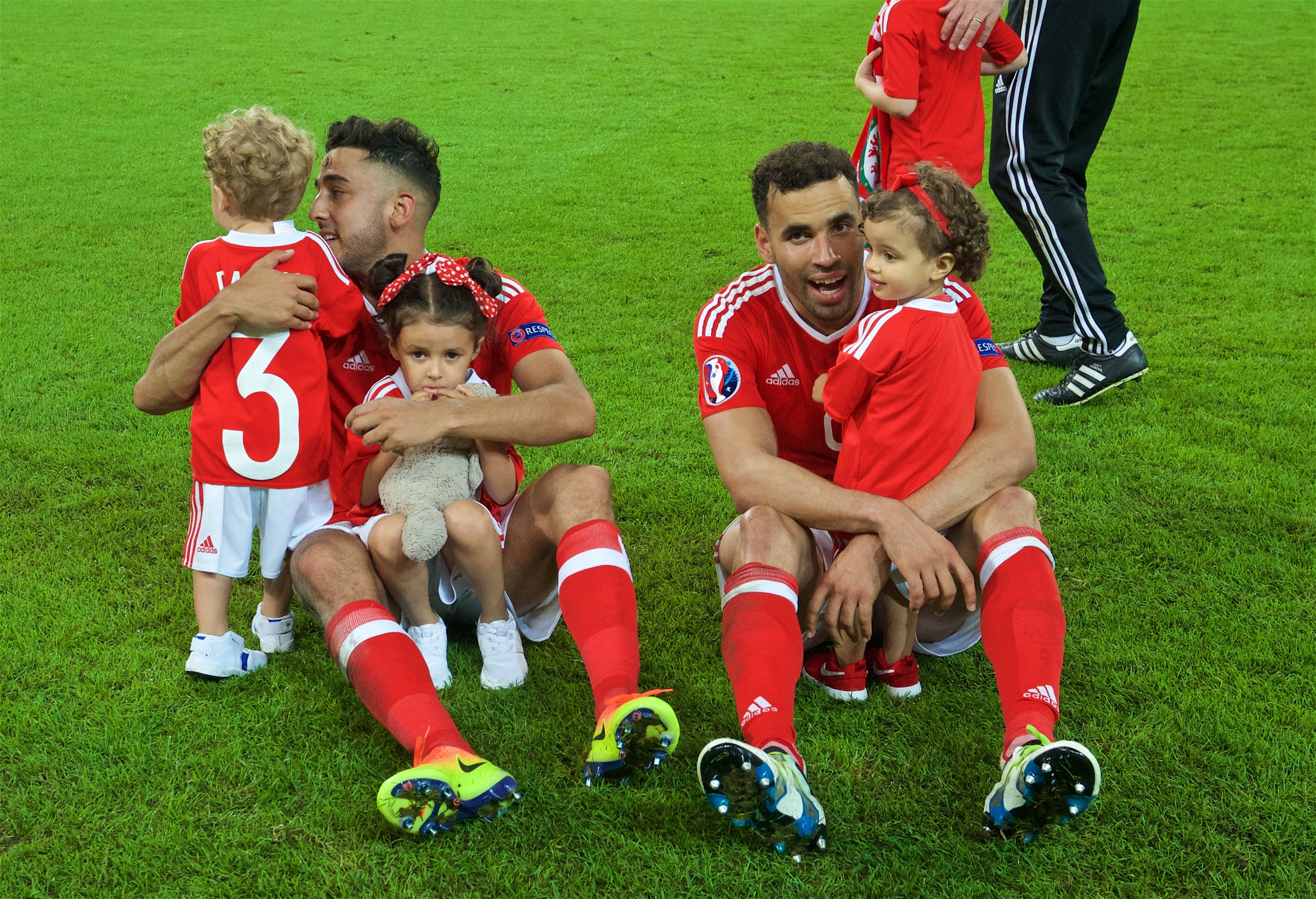 This cute video proves Wales' Euro 2016 efforts made kids fall in love with football