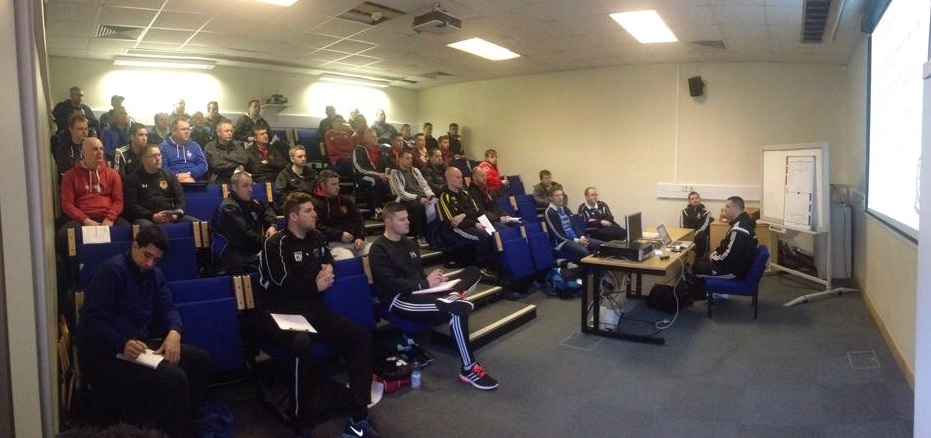 North East Wales Grassroots Coaching Conference 2014