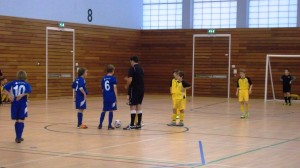 Welsh grassroots players switch to Futsal for the Winter