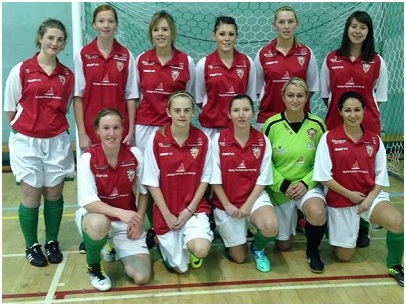 FAW Club Accreditation Success in North East Wales