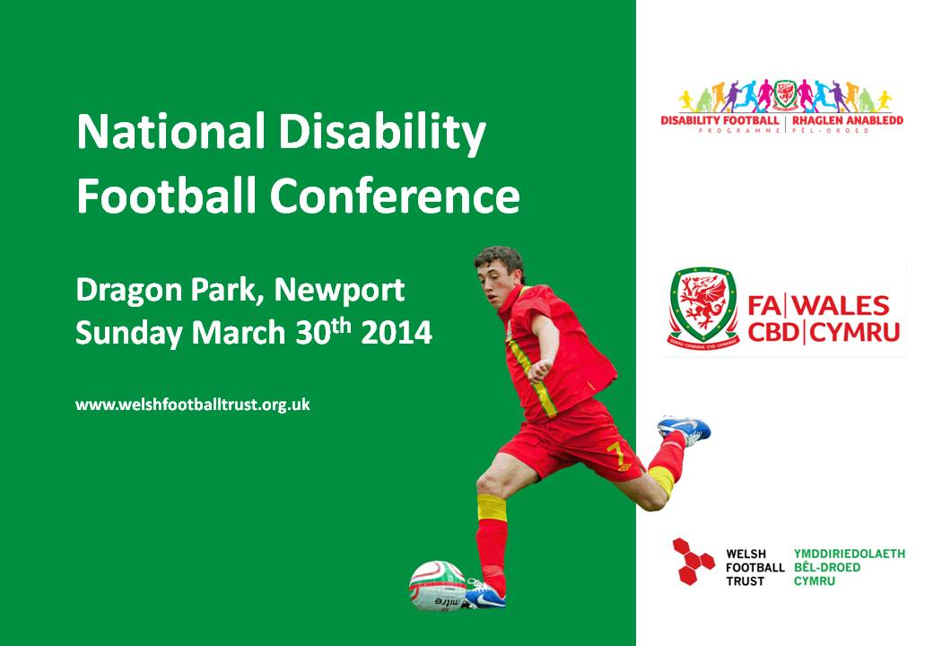 National Disability Football Conference