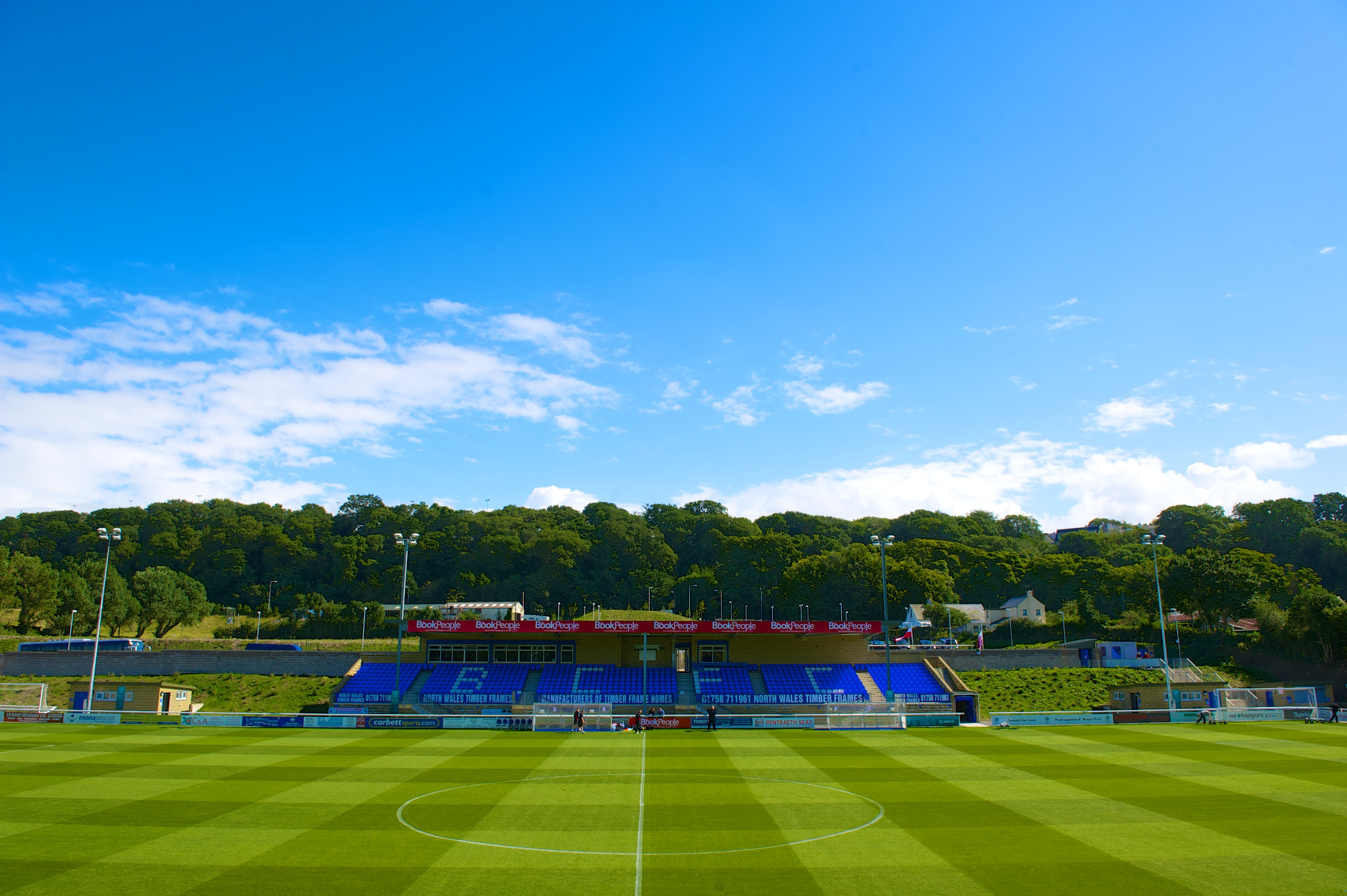 Sky Sports Victory Shield set for Bangor