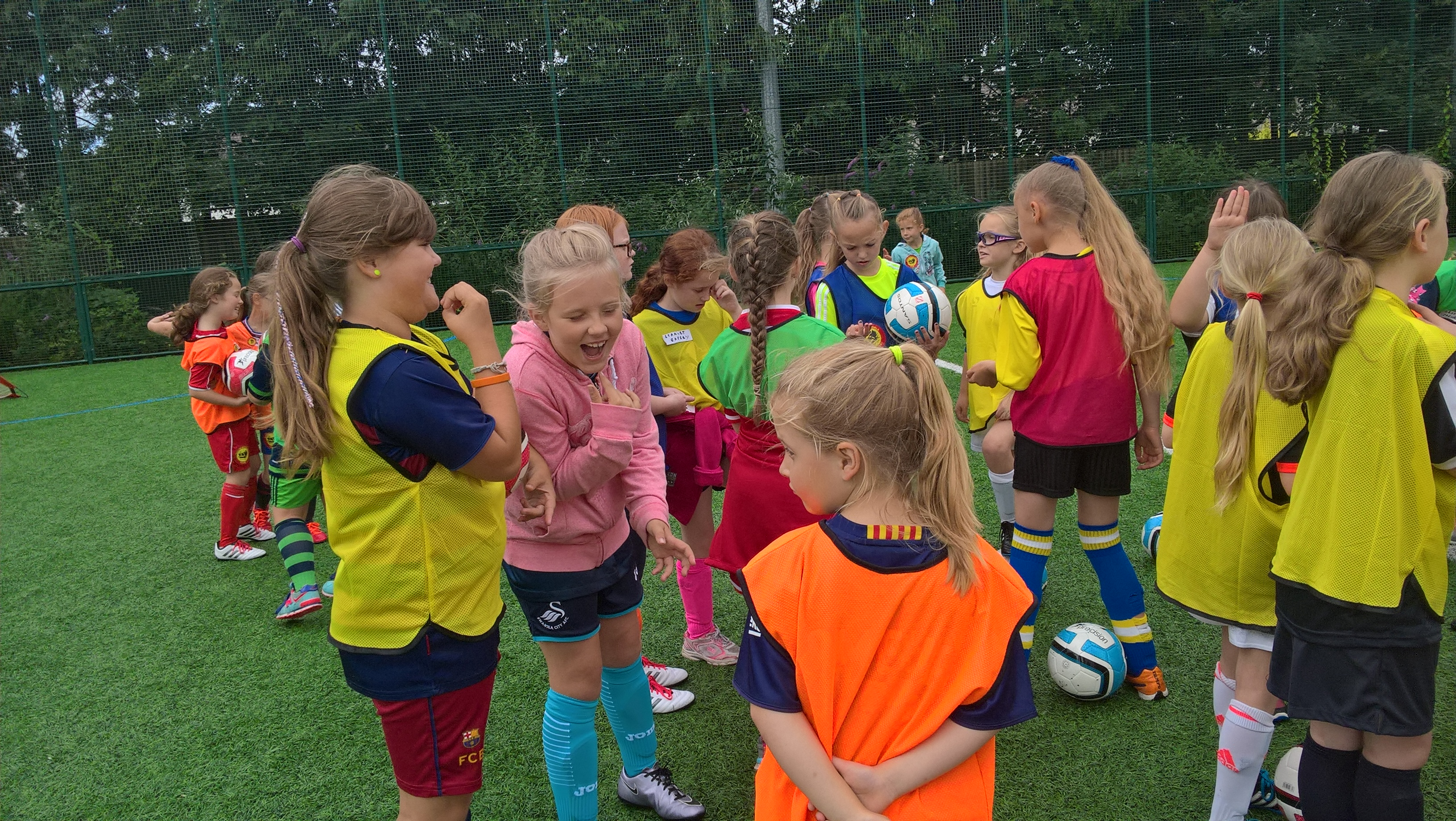 How to attract new female players to your club and keep them engaged
