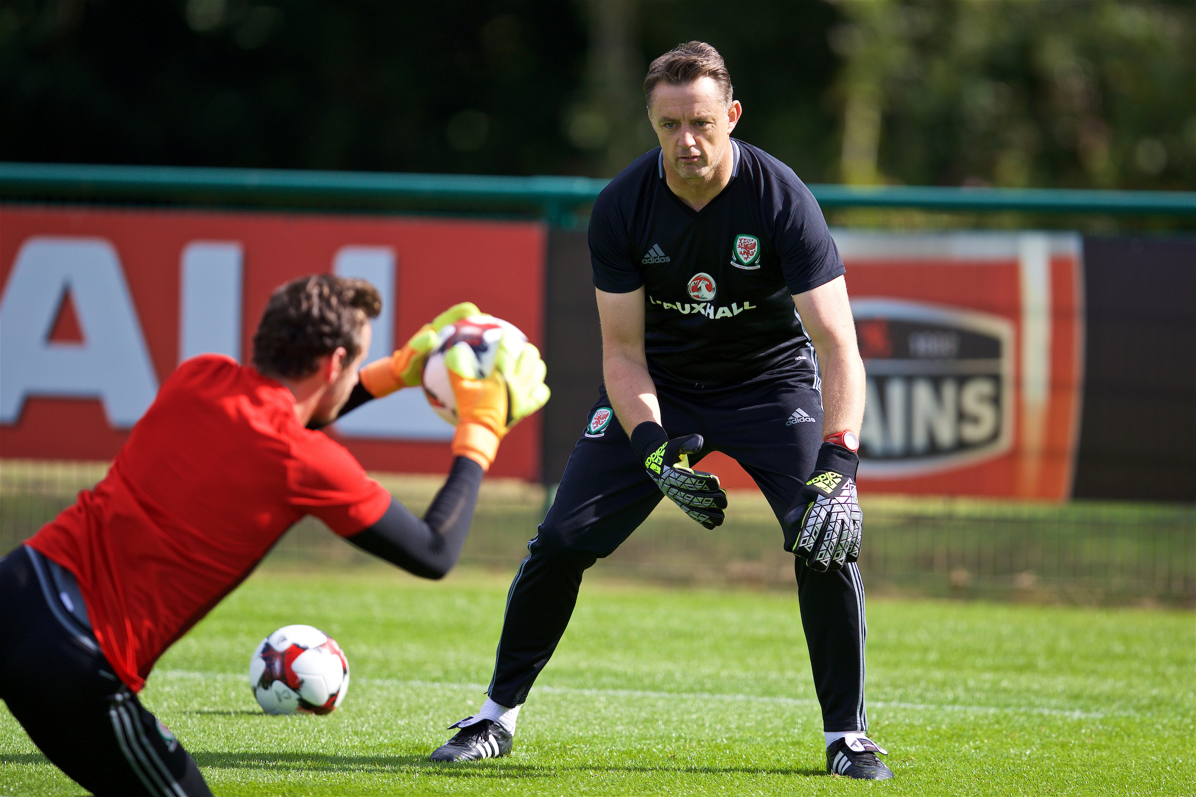 How Wales is trying to develop the next Wayne Hennessey or Danny Ward