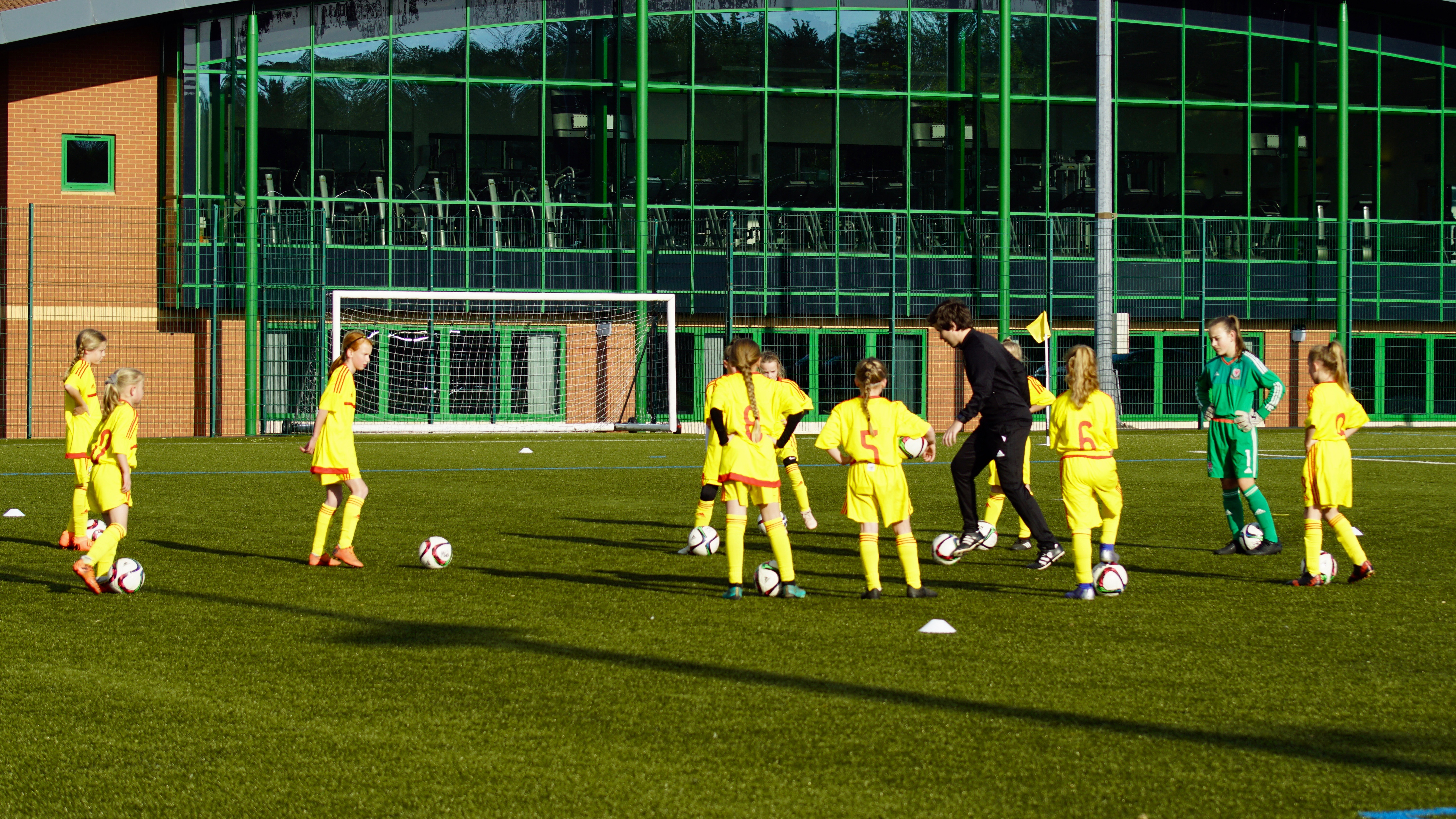 FAW Trust Female Performance Centre Trials