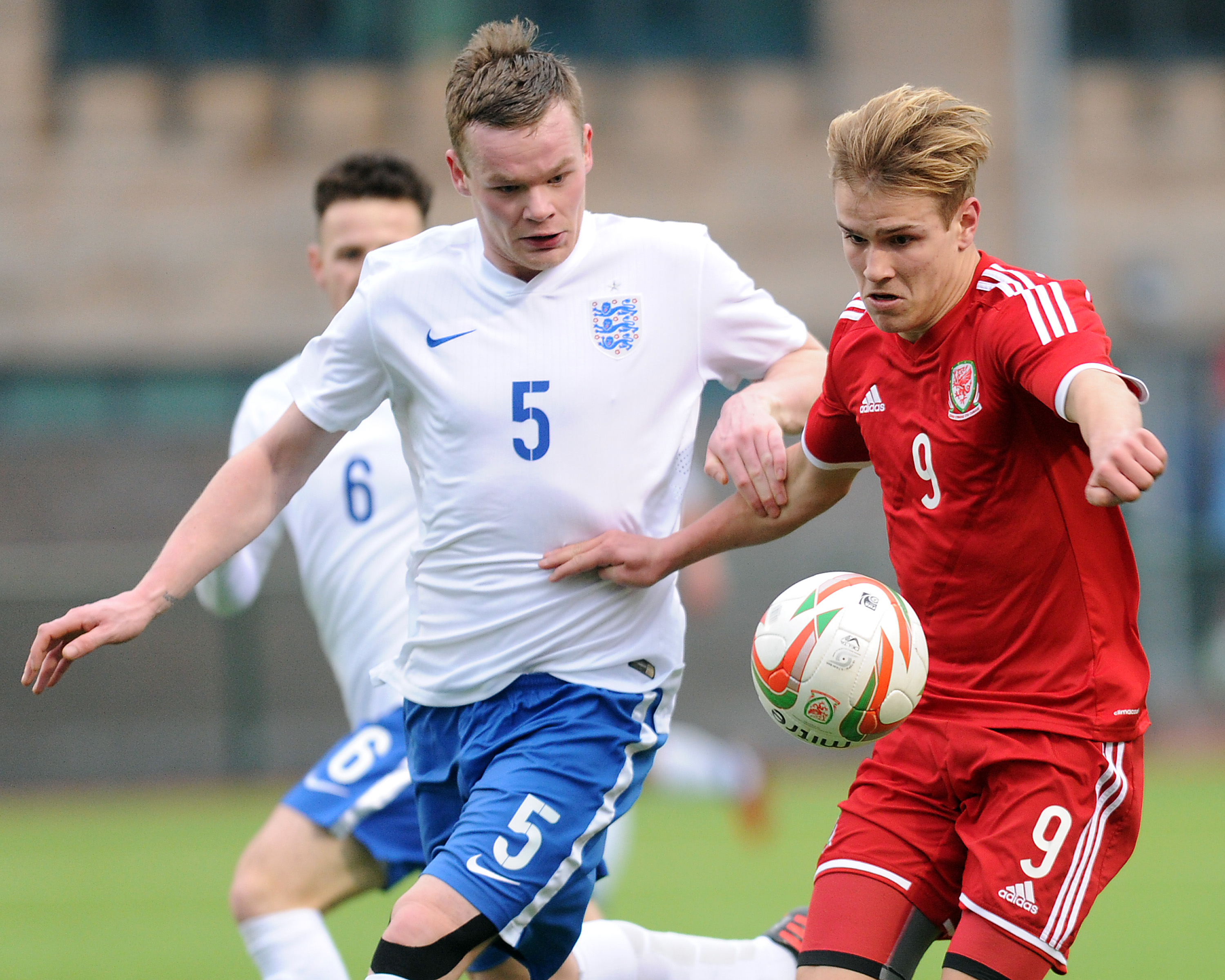 Wales and England Draw in Learning Disability International