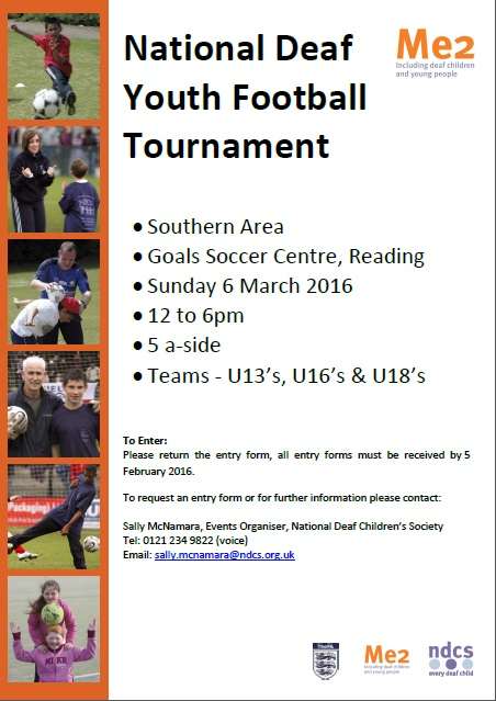 National Deaf Youth Futsal Tournaments in the North and South
