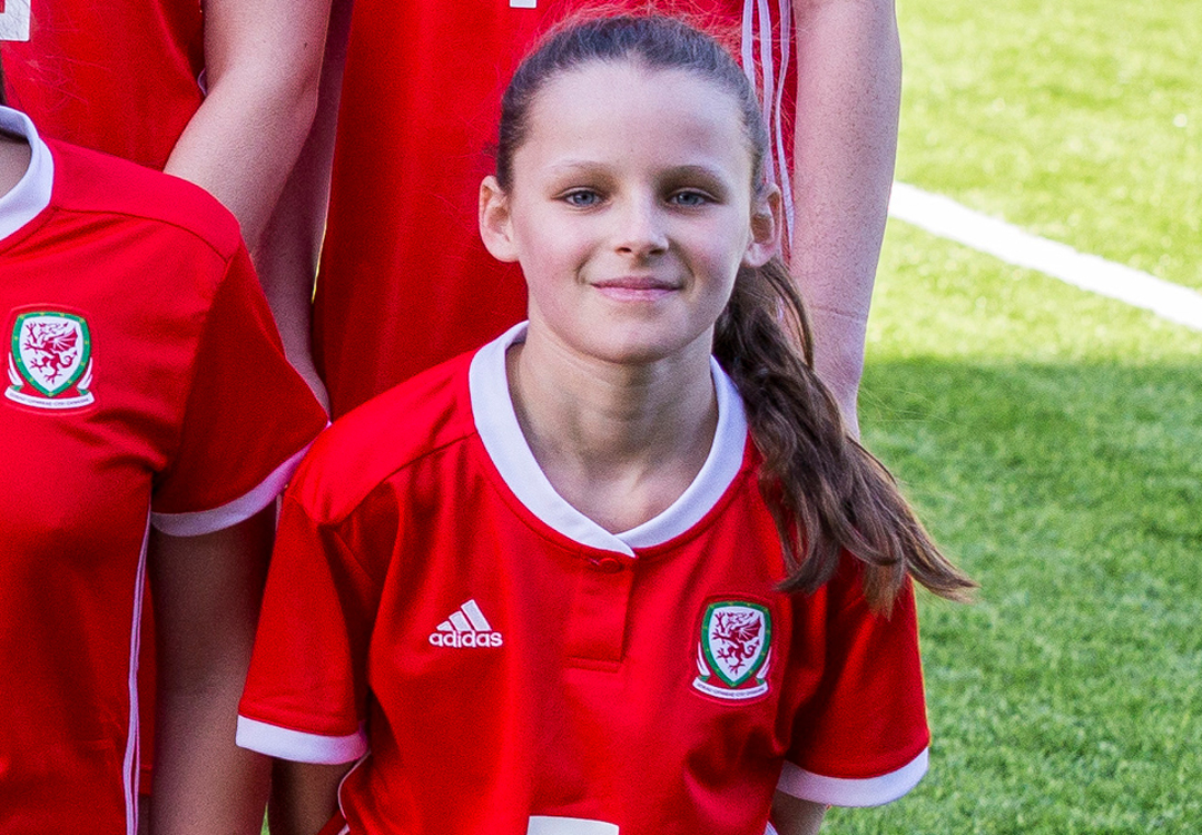 'I'd never let my size stop me playing the game I love' | Wales U15 star Libby Isaac