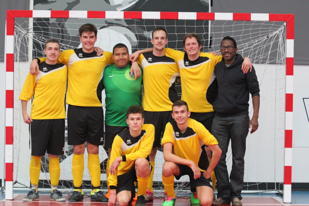 Cardiff City Deaf FC Crowned Champions!