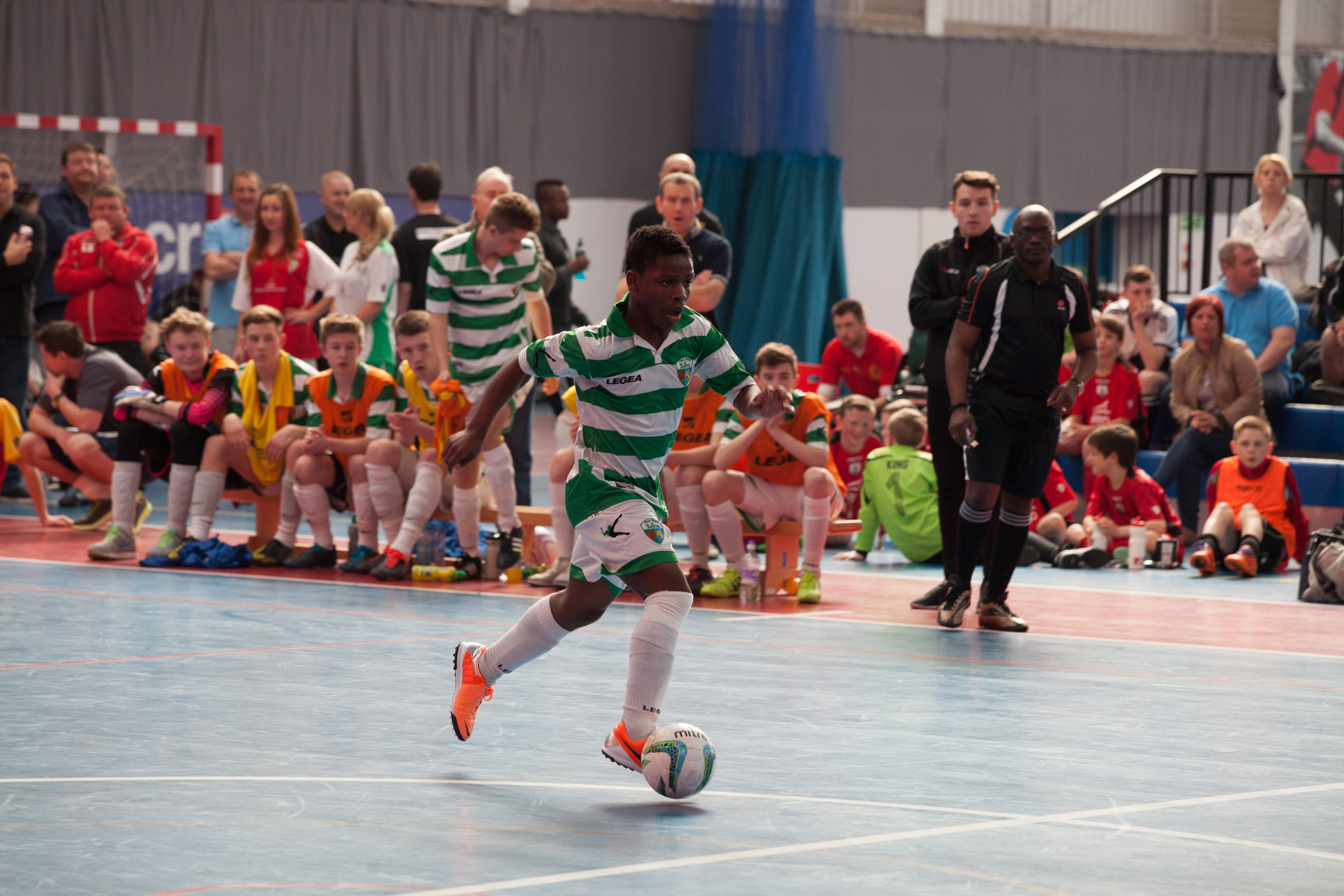 Introduction to Futsal courses dates announced for season 2014/15