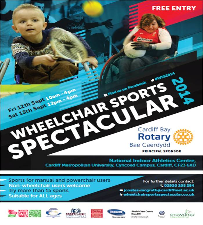 Wheelchair Sports Spectacular
