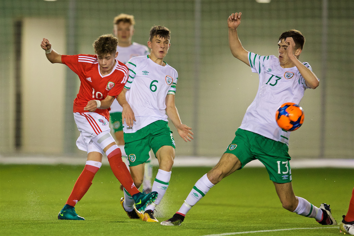 Wales U16 kick-off Victory Shield defence with devastating defeat