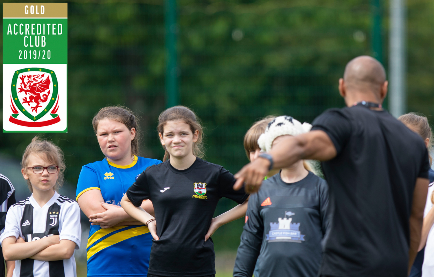 How your feedback has inspired change in our club accreditation programme