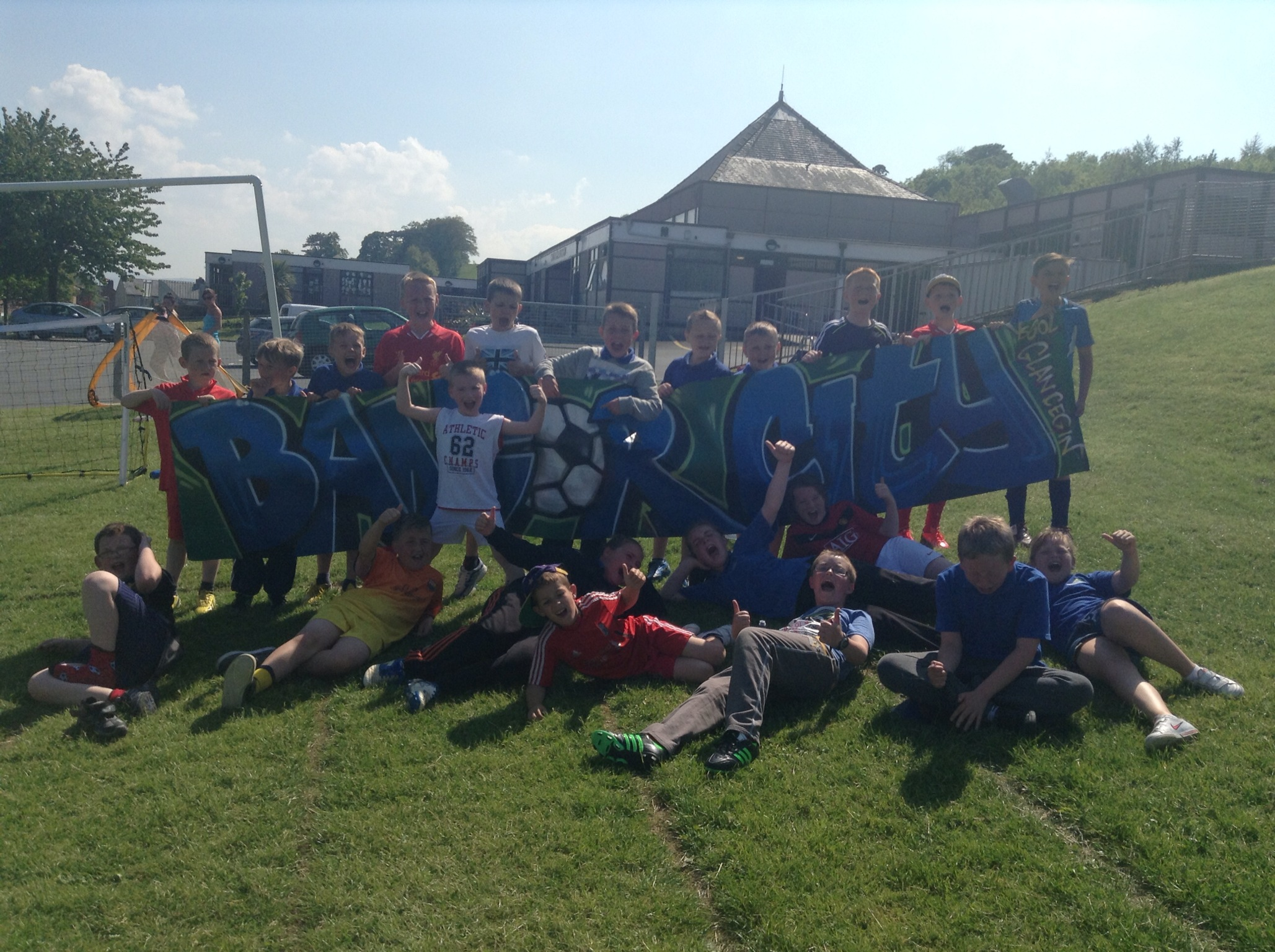 Vauxhall Fun Football Scheme survey shows 30% boost in participation