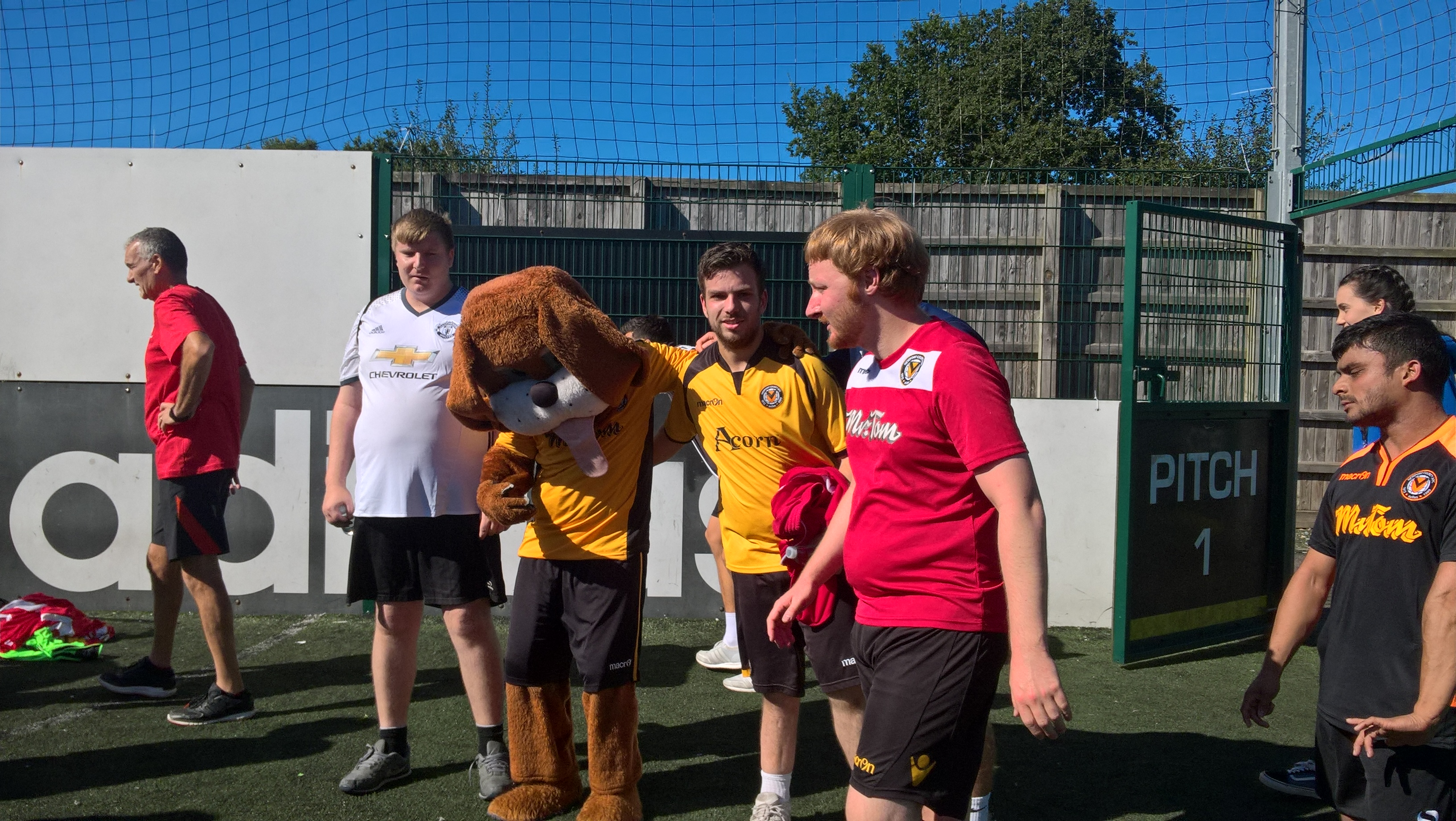 How Newport County's Mental Health football programme is thriving
