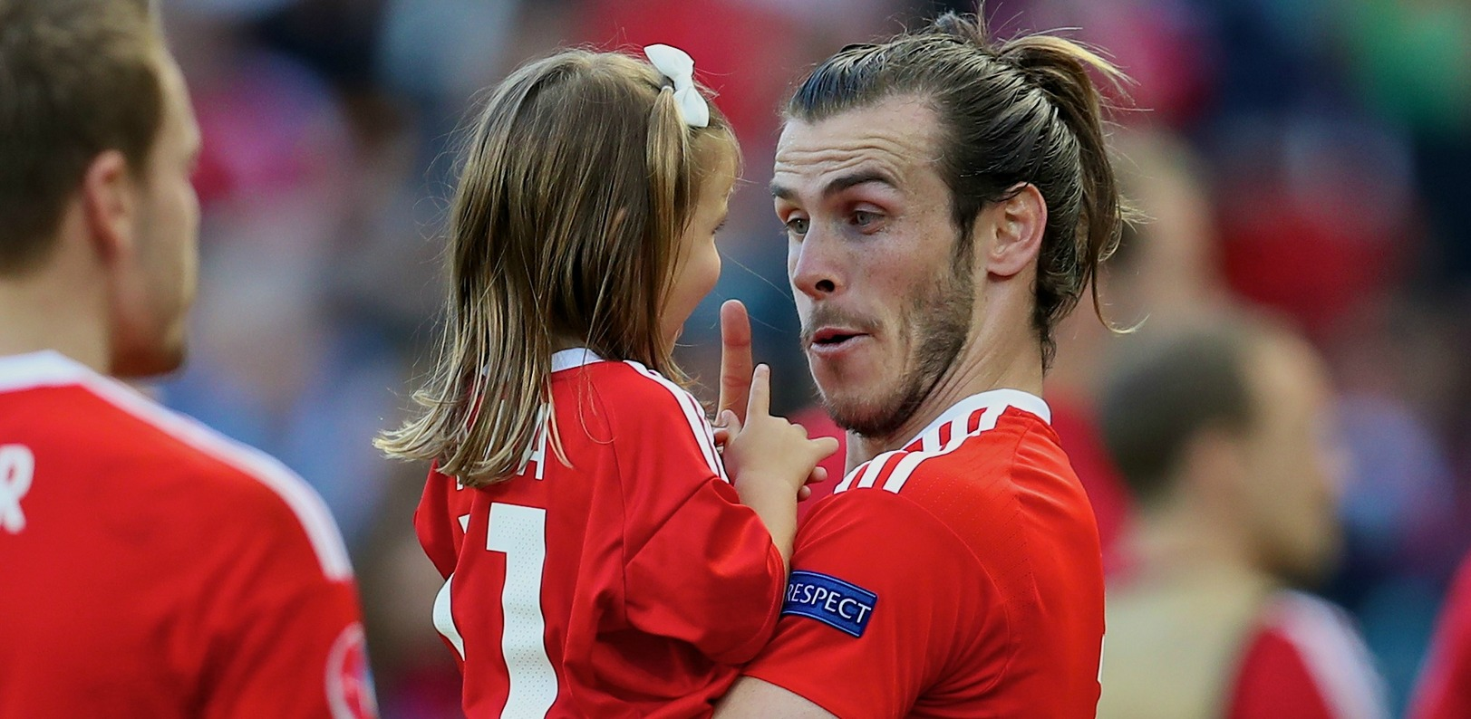 Gareth Bale wants Wales v Belgium to 'inspire the next generation of kids'