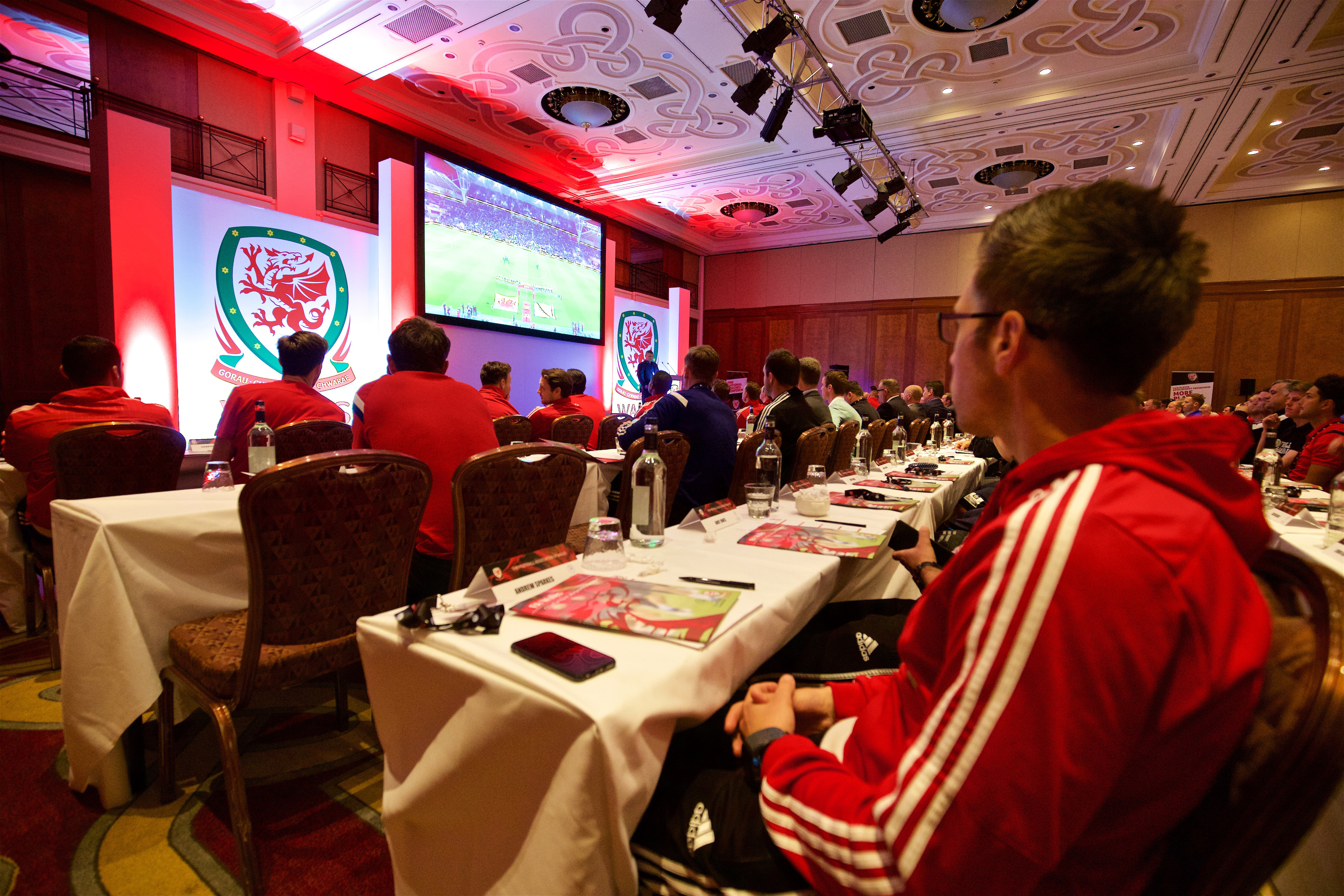 Wales and West Ham star Jack Collison on what's great about our FAW National Coaches Conference