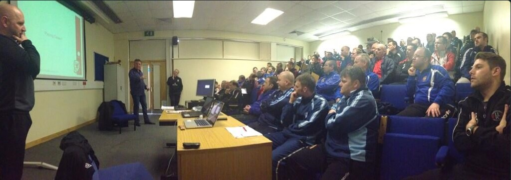 North Wales Coast Grassroots Coaching Conference