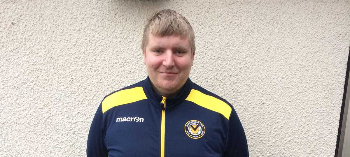How football has helped this Schizophrenia sufferer change his life