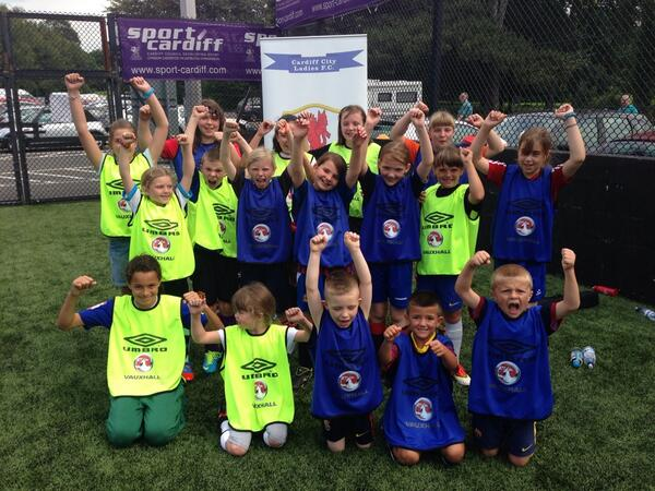 2013 Vauxhall Summer Soccer camps huge success