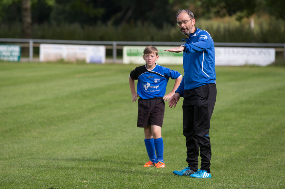 Nominate your grassroots football hero for the award they deserve