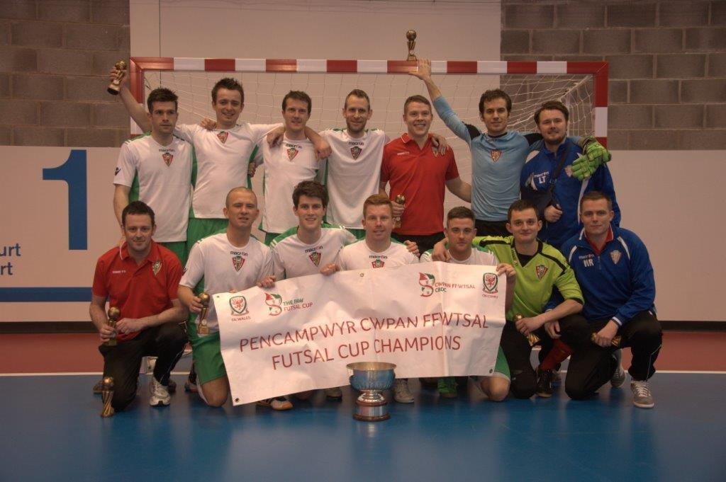 FC Dozzina champions in second season of  Futsal League in Newport