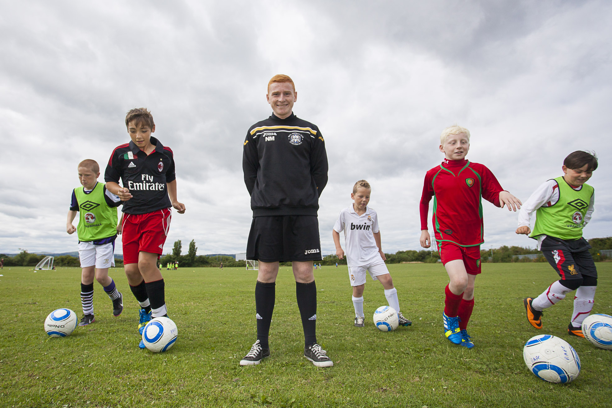 Vauxhall Fun Football Grant Scheme