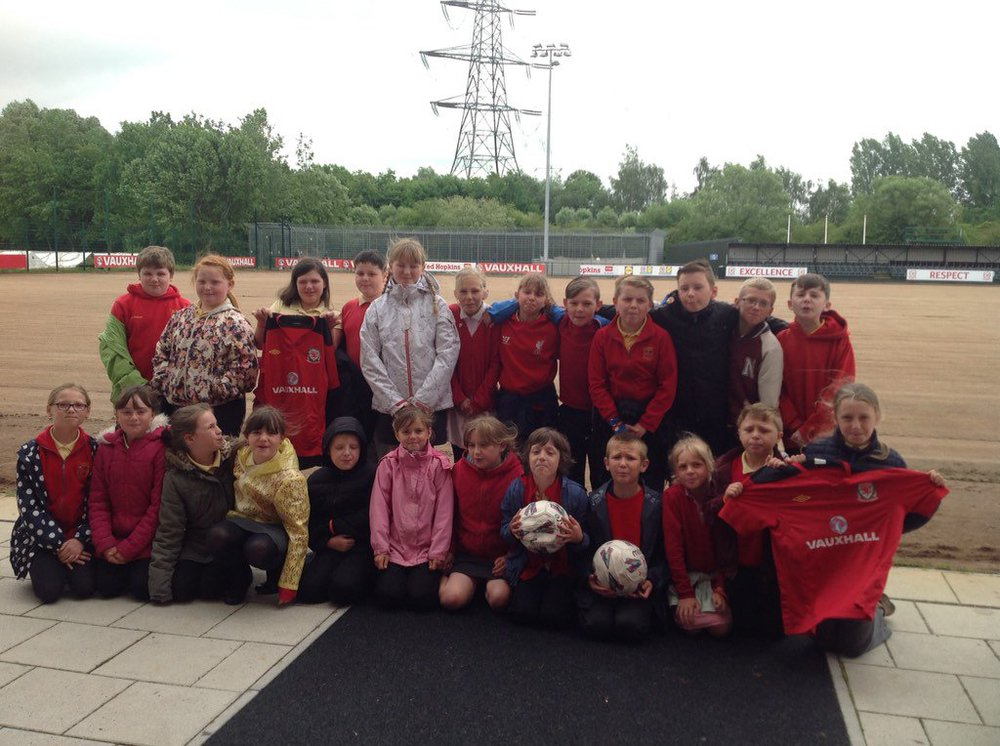 Wales boss Chris Coleman thanks schools for their support during Euro 2016