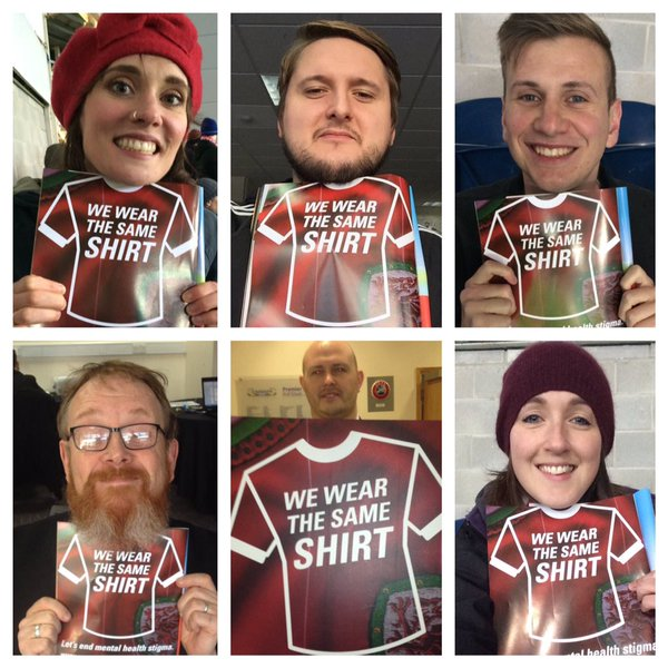 'We wear the same shirt' initiative launches two new weekly sessions
