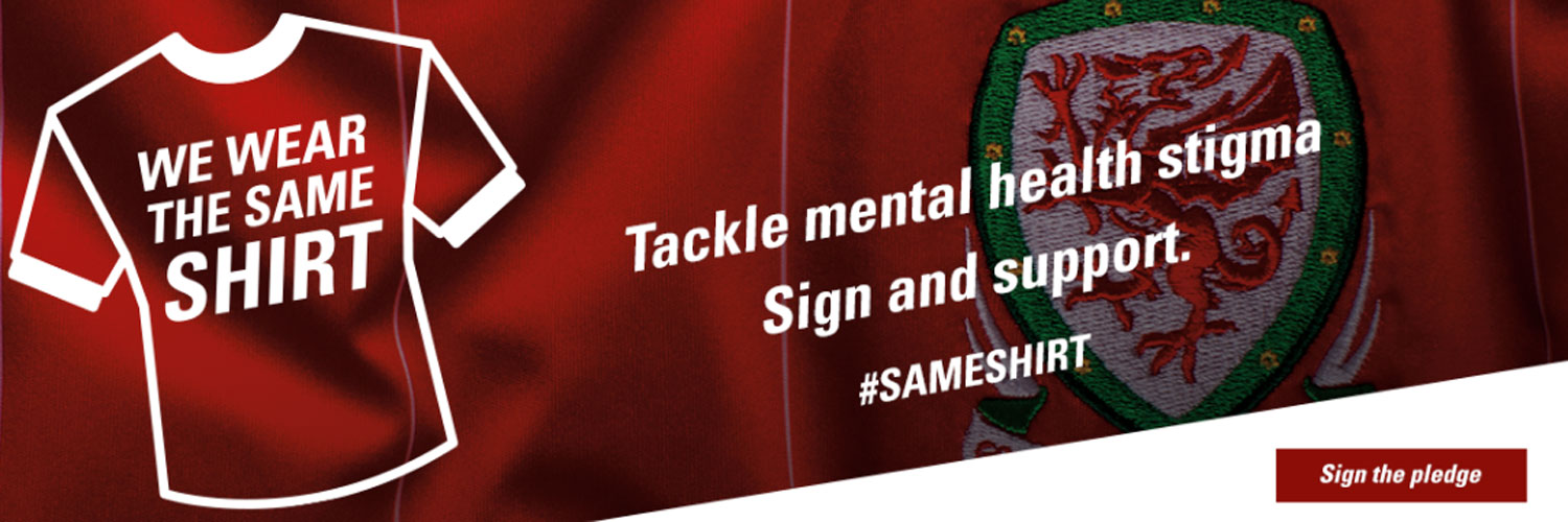 Wales stars challenge mental health stigma in thought-provoking video