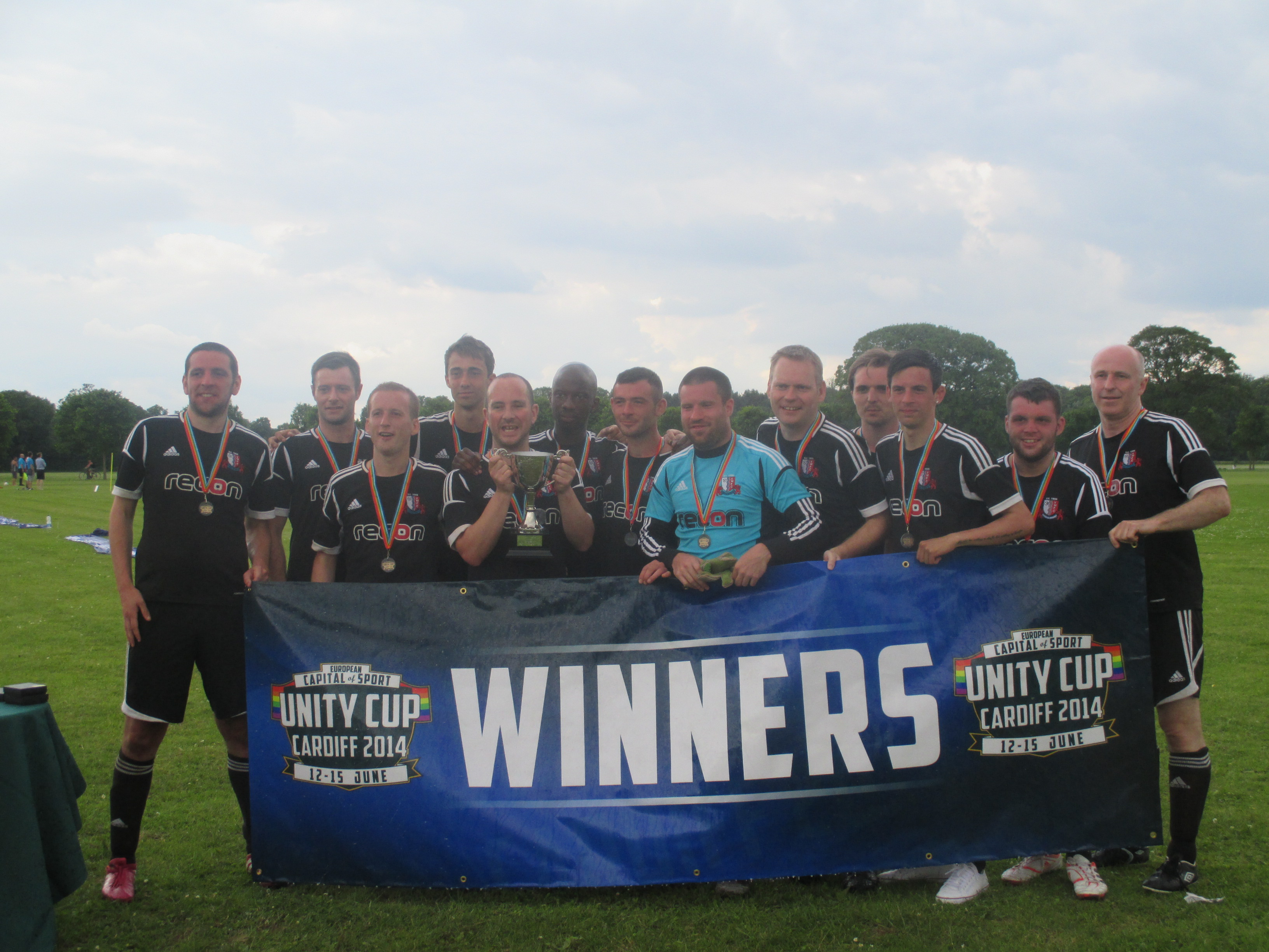Dragons Unity Cup a Roaring Success