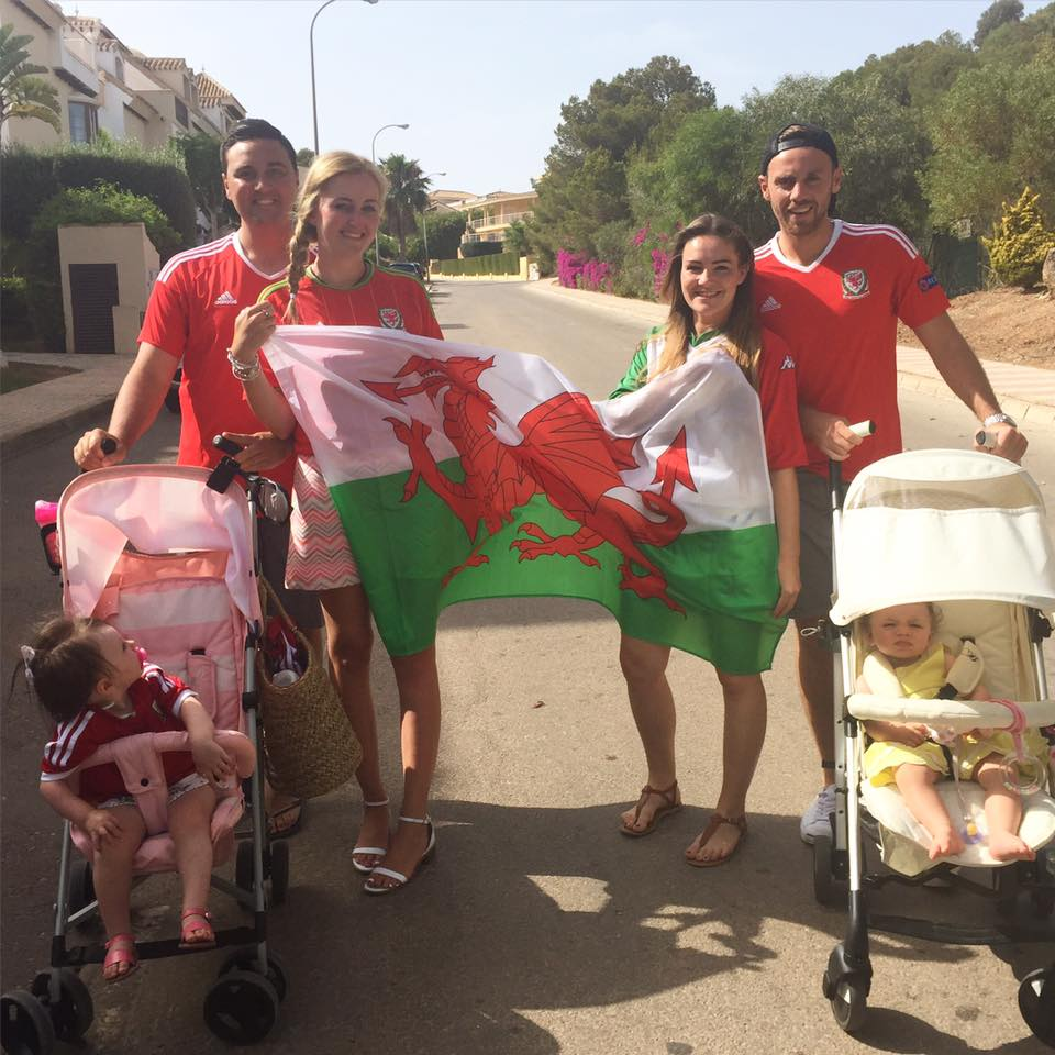 Euro 2016 buzz gets children in Wales falling in love with football